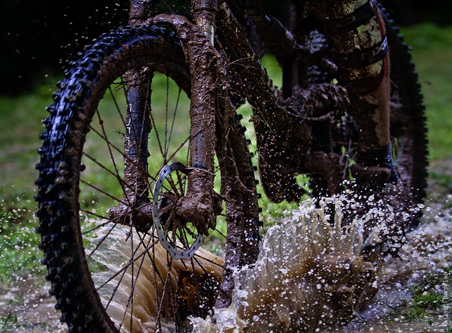 грязный байк фото