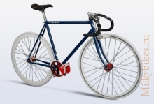 Fixed gear велосипед от Levi Strauss & Co