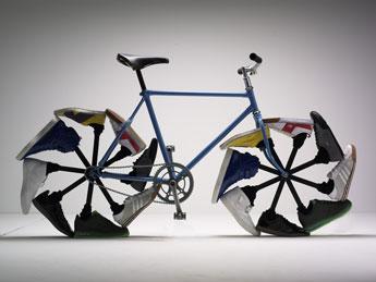 Необычный тюнинг велосипеда