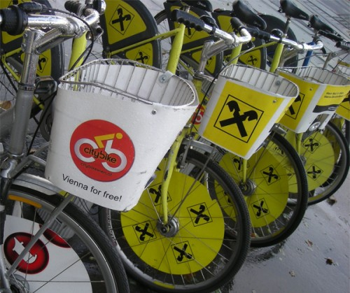 правильно выбрать как взять велосипед в вене походе, если